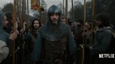 OUTLAW KING: Chris Pine Takes Up Arms in the Name of Justice in the 2nd Official Trailer