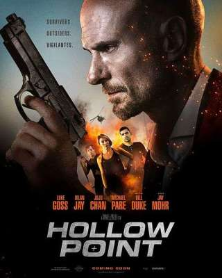 Vigilantes Reign On the New Poster for Director Daniel Zirilli's HOLLOW POINT