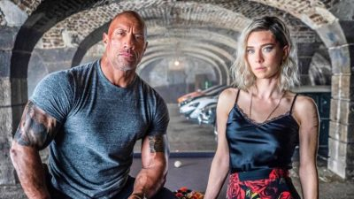Take a First Look at Vanessa Kirby in the HOBBS AND SHAW FAST & FURIOUS Spin-Off