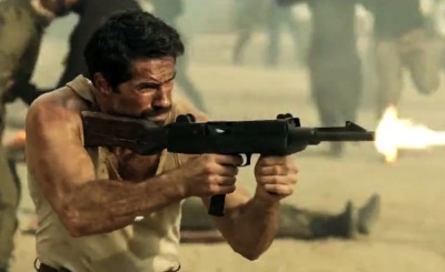 Premiere Entertainment Brings KARMOUZ WAR with Scott Adkins to the American Film Market