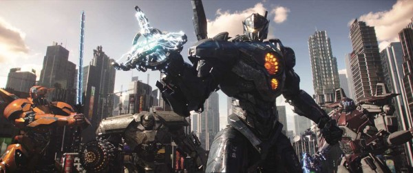 NETFLIX is Prepping a PACIFIC RIM Animated Series