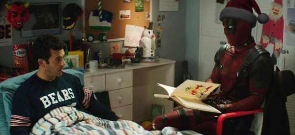 DEADPOOL & Fred Savage Wish You HAPPY HOLIDAYS in ONCE UPON A DEADPOOL