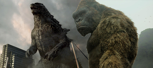 Warner Bros. and Legendary Pictures Unveil the Synopsis for GODZILLA VS KONG!