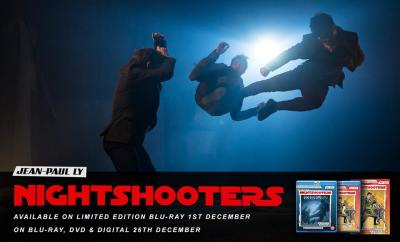 HOME VIDEO: NIGHTSHOOTERS with Action Phenom Jean-Paul Ly is Available for Pre-Order!