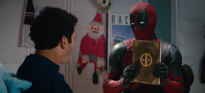 ONCE UPON A DEADPOOL: Ryan Reynolds Tells Fred Savage a Sordid Tale in the Official Trailer