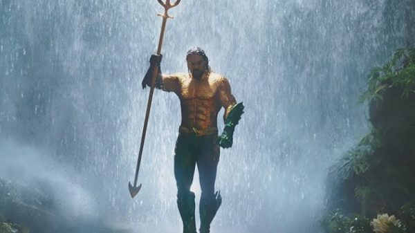 AQUAMAN: The Final Trailer for the DCEU Film Delivers the Oceanic Action Goodness!