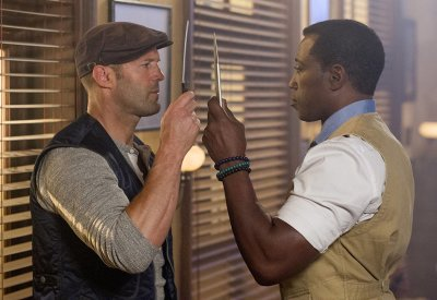 THE ACTION FIX: Jason Statham & Wesley Snipes Kick A Lot of Ass in THE EXPENDABLES 3