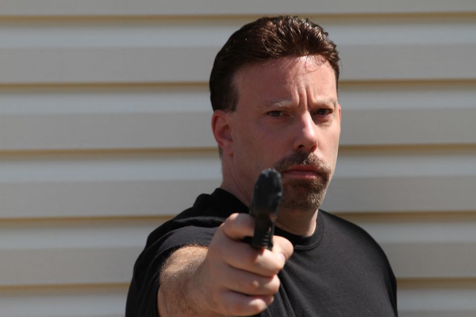 JUSTIFIED VENGEANCE:  Paul Mormando's Latest Action Offering Begins Production in December