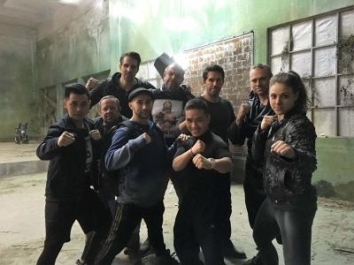 ABDUCTION: Scott Adkins Delivers Behind the Scenes Fight Action of His Upcoming Thriller