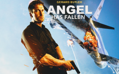2019 MUST SEE FLIX: ANGEL HAS FALLEN, FOXTROT SIX and SHAZAM!
