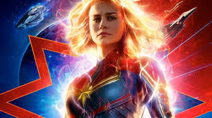 Brie Larson is All Business On the New Poster for CAPTAIN MARVEL