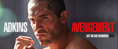 Scott Adkins is Out on Bad Behavior in 2019 with the New Action-Thriller AVENGEMENT!