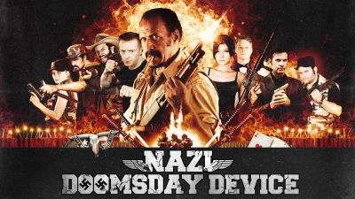 In the Spirit of THE EXPENDABLES, Comes NAZI DOOMSDAY DEVICE! Now on VOD in the UK and Ireland!
