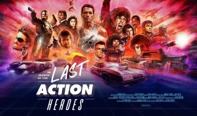 A Nostalgic and Awesome New Trailer Drops for the Documentary IN SEARCH OF THE LAST ACTION HEROES