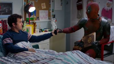 Believe in Miracles as the New Trailer for ONCE UPON A DEADPOOL Graces Us with its Presence