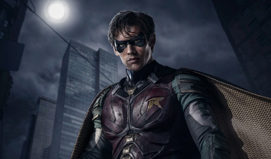 SDCC: The DC UNIVERSE Gets Dark and Gritty with the Official Trailer for TITANS!
