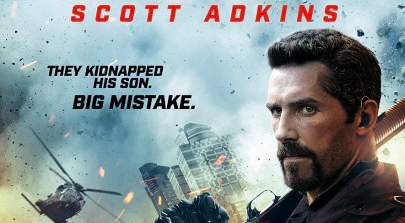 Scott Adkins Reunites with Director Isaac Florentine for the Upcoming Action-Thriller SEIZED!