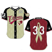 Initial GGC/T-Bones Theme Jersey Concept