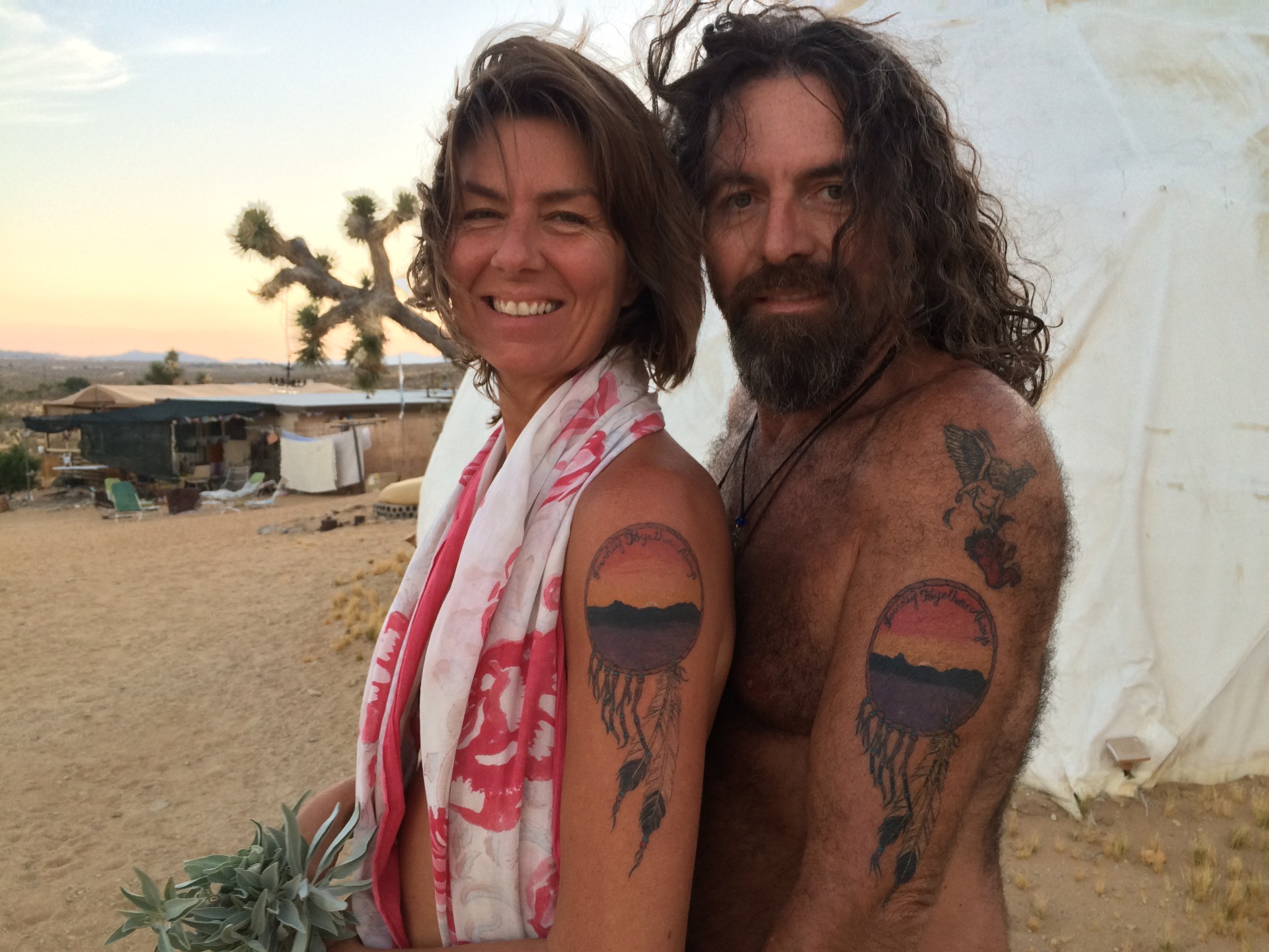 Sam and Nancy