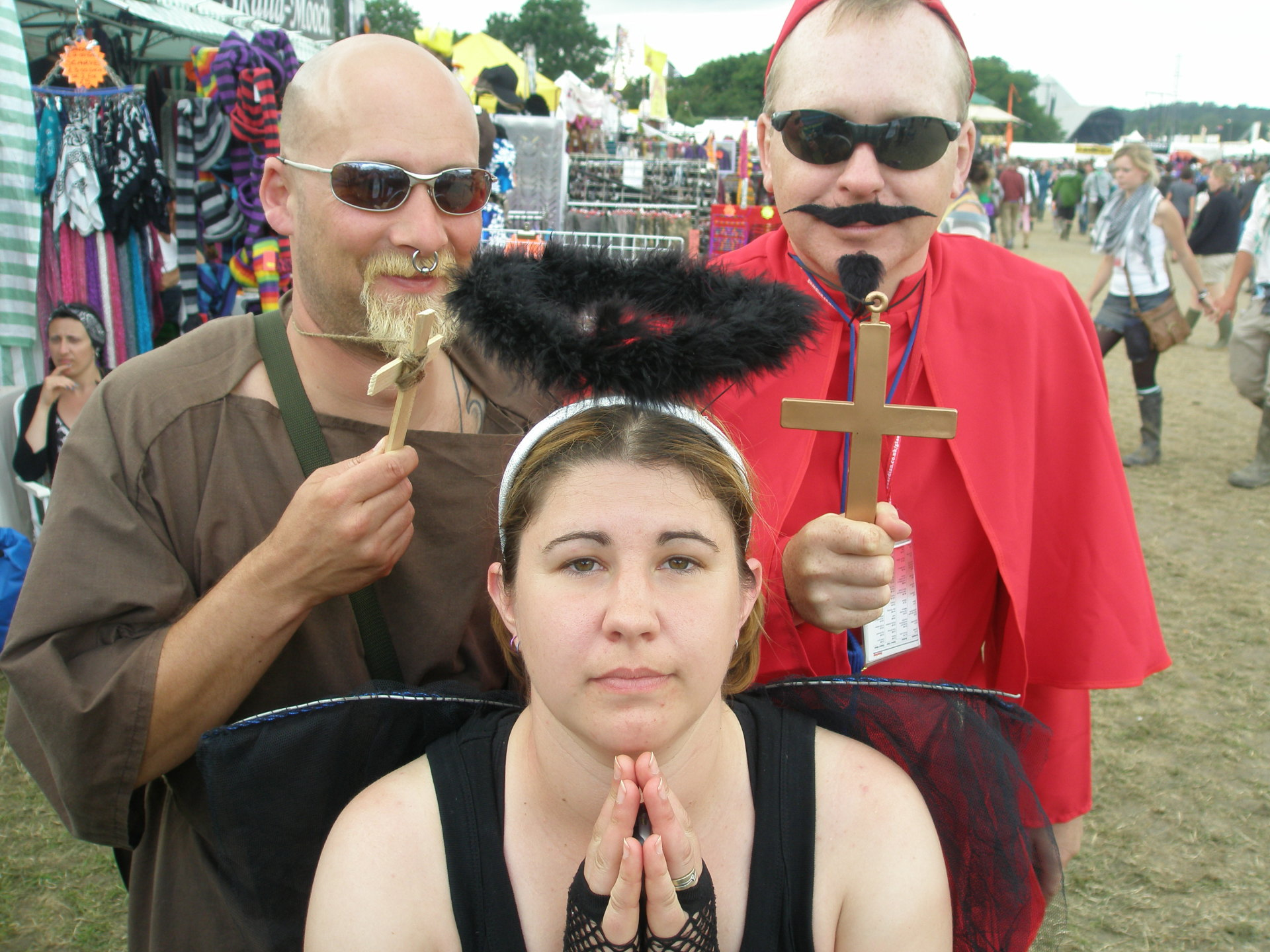 Glastonbury & Religion