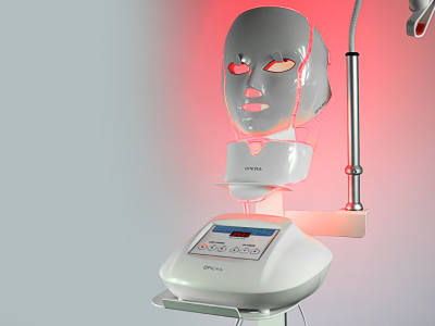 Opera LED mask for skin rejuvenation