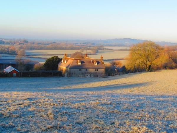 Cools Farm in Landscape
