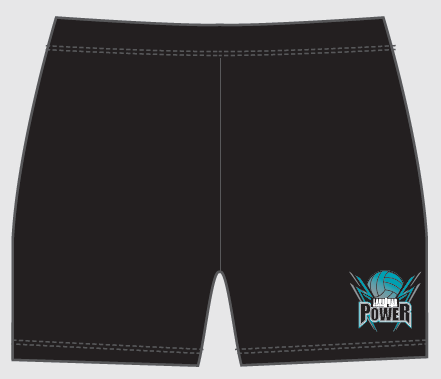 2017 Bike Shorts - Front - $30