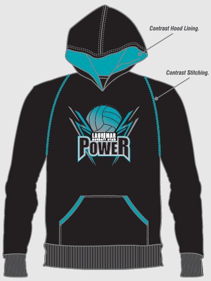 2017 Hoodie Front - $55