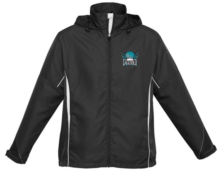 2017 Track Jacket - Front - $50