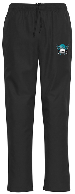 2017 Track Pants - Front - $35