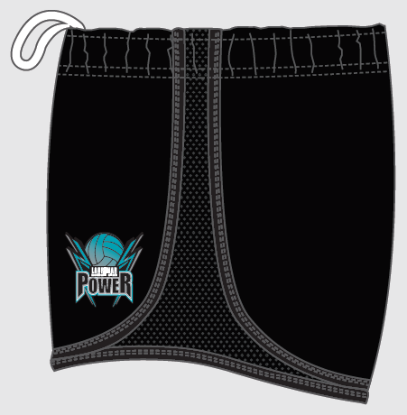 2017 Training Shorts - Side - $35