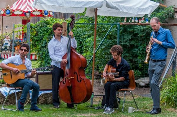 Hochzeit Swing Band Berlin