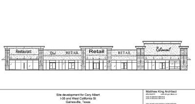 Little Elm, TX - Coming Soon! Retail Center   9,000 Sq. Ft.   US-380 and Navo Rd
