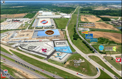 Northlake, TX Phase II Retail Centers Coming Soon!