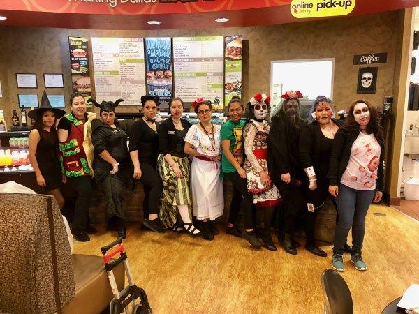 An Albert Enterprises Halloween