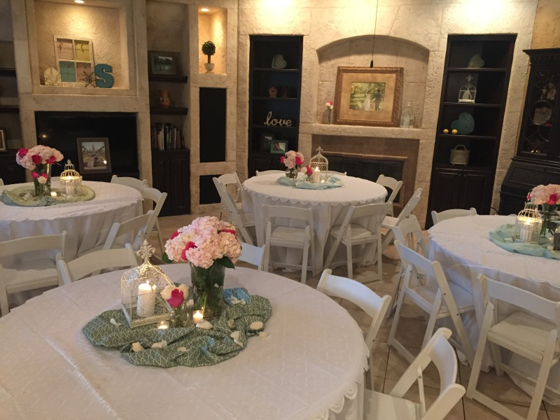 Planning a Rehearsal Dinner