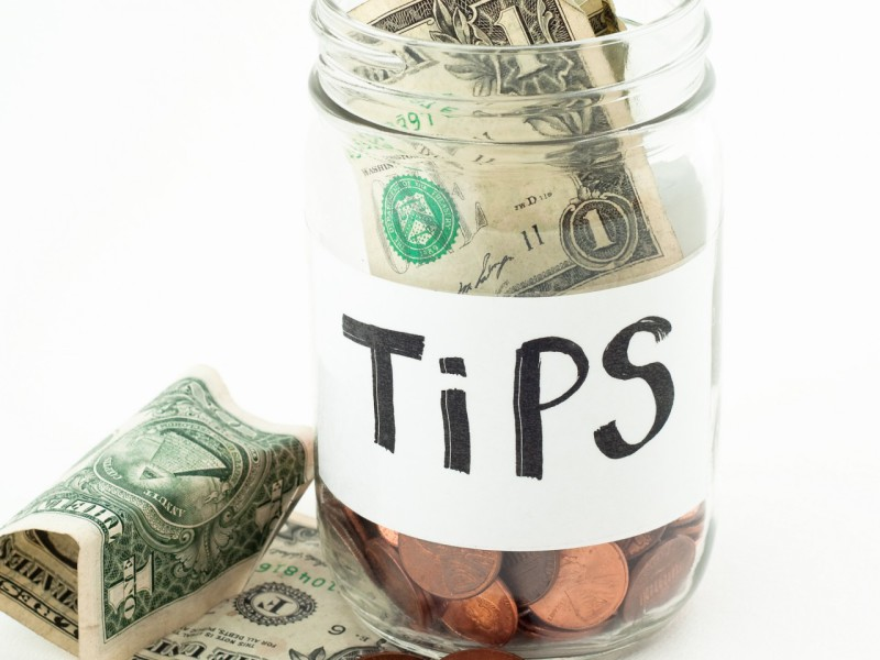 Who do I tip and how much do I tip…