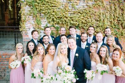Bridal Party Roles