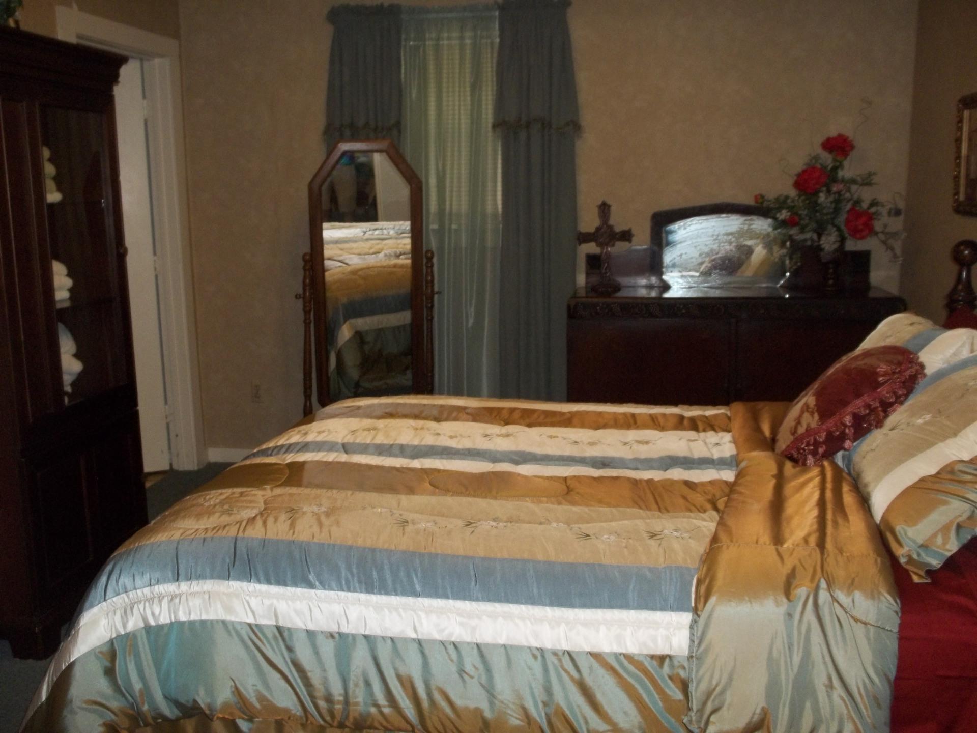 Sleeping room in Bethal House