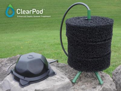 ClearPod 离散型乡生活镇污水处理装置