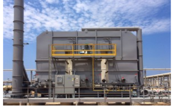 GCES 蓄热式焚烧系统(RTO)