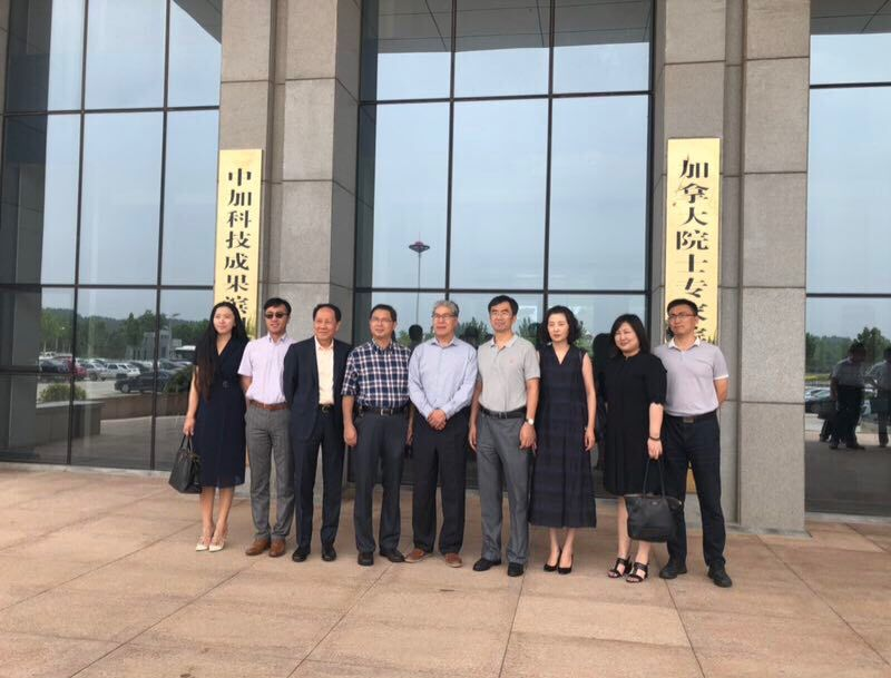ALCLE Invited by Binzhou Government for Clean-tech Technology Exchange Events