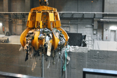 Reorganization of Waste Incineration Industry