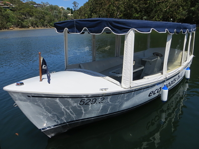 Eco Boat Hire Sydney hire boat