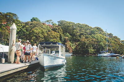 boat rental sydney