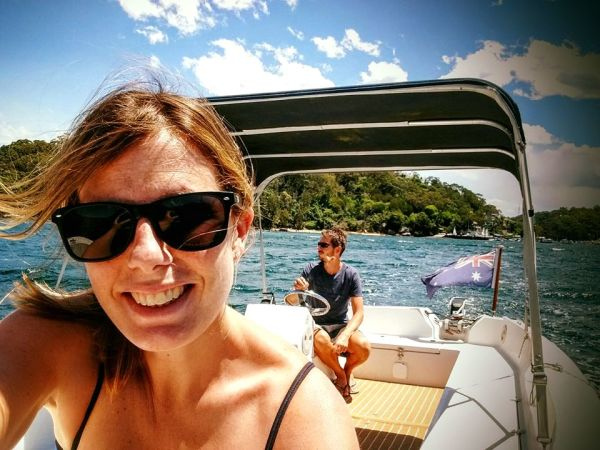 Sydney's Middle Harbour small boat hire