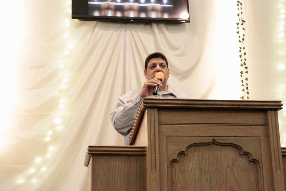 Elder Jesse Cornejo