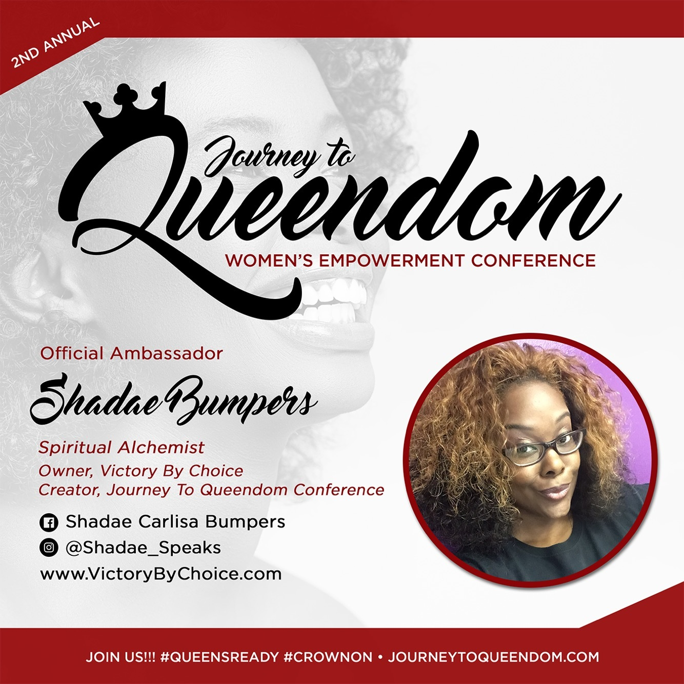 Journey To Queendom Creator & Executive Director
