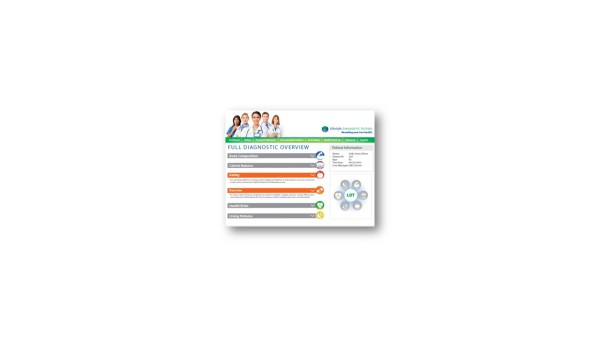 Lifestyle Diagnostic Testing Report