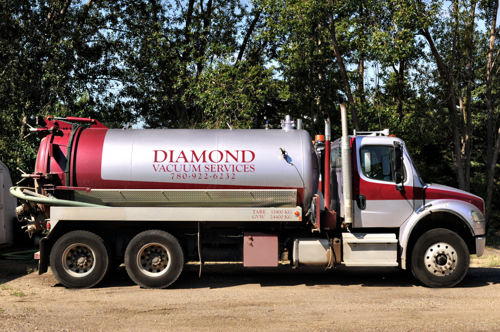 diamond vacuum, septic tank cleaning, ardrossan, strathcona county, edmonton, beaumont, leduc, beaver county